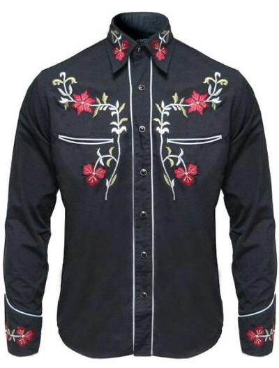 Country-and-Western-Shirt